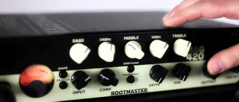 combo 115 420 ashdown rootmaster